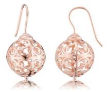 Paar Ohrhaken 'ere-Er1-R' rosegold