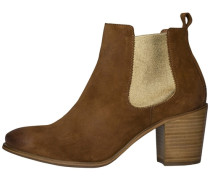TOMMY HILFIGER Ankle Boots »I1385VY 8B« braun