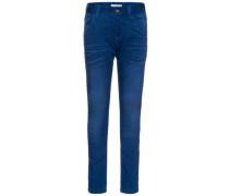 Slim Fit Jeans nittiggo blau