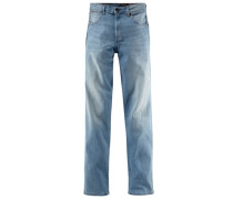 5-Pocket-Jeans »Texas Stretch« blau
