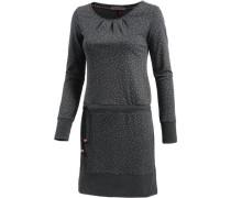 'Alexa B' Jerseykleid Damen dunkelgrau