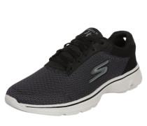 Sneaker 'Go Walk 4' grau / schwarz