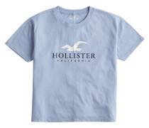 T-Shirt 'Timeless' hellblau