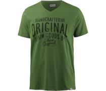 T-Shirt Herren apfel