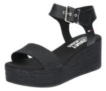 Plateau-Sandalen 'sporty Flatform Sandal'