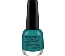 Nagellack 'Blau & Grün Töne' pastellblau