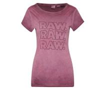 T-Shirt 'Epzin' lila