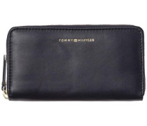 Portemonnaie 'smooth Leather LRG ZA Wallet' navy