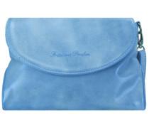 Nana Sidney Clutch Tasche 195 cm blau