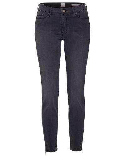 Jeans 'Yuma' grey denim