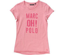 'T-Shirt' für Mädchen rosa