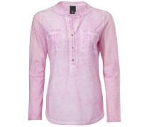 Shirtbluse rosé
