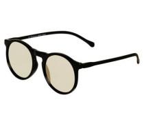 Sonnenbrille Cool schwarz