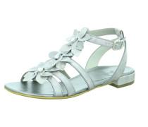 Sandalette platin