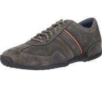 Freizeit-Schuhe 'Space 24' schlammfarben / dunkelgrau
