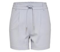 Shorts 'Poptrash' rauchblau