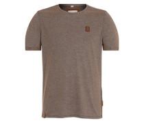 T-Shirt 'Tambowskaya II' hellbraun