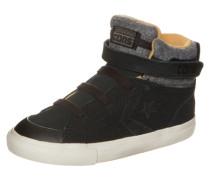 Pro Blaze Strap High Sneaker grau / schwarz
