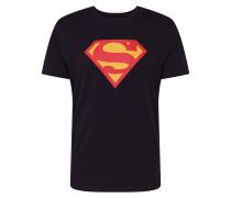 Shirt 'superman' nachtblau