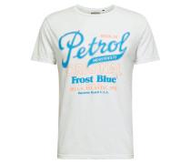Shirt hellblau / hellpink / weiß