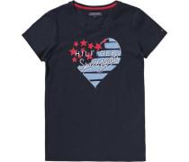 'Baby T-Shirt' für Mädchen blau