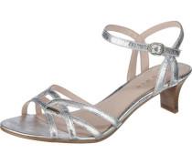 Sandalette 'Birkin' silber