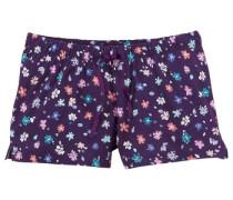 Shorts lila / mischfarben