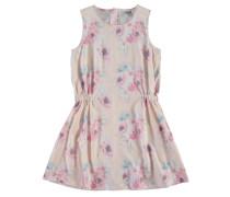 Nitnulle limited Kleid mit kurzen Ärmeln pink