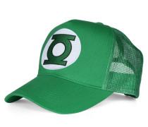 Trucker Cap - Green Lantern – Logo grün / weiß
