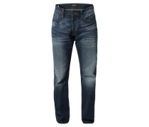 Jeans Comfort Fit 'JJMike' blau