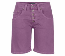 'p88A' Jeansshorts lila