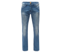 Jeans 'Orange24 Barcelona' blau