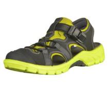 'Sandalen' gelb / schwarz