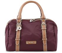 Sonja Handtasche 27 cm rotviolett