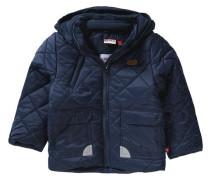 Winterjacke Jaxon für Jungen blau / dunkelblau
