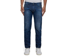 Jeans Anbass Comfort Denim blue denim