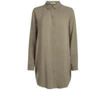 Langes Hemd oliv