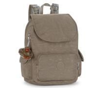 'Basic City Pack S 17' Rucksack 335 cm braun
