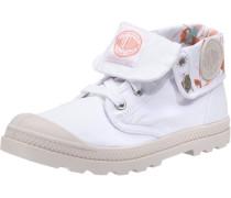 Baggy Sneakers weiß