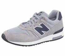 Sneaker 'ml565Wnw' marine / grau