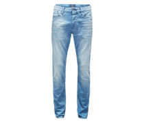 Regular Slim Fit Jeans 'Ralston - Fruity Flavour' hellblau