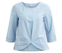 Bluse mit 3/4 Ärmeln 'vilogas' blau