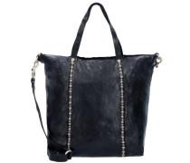 Damiana Shopper Tasche Leder 31 cm