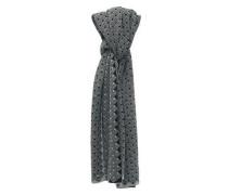 Schal 'Ajapa scarf' mischfarben / schwarz