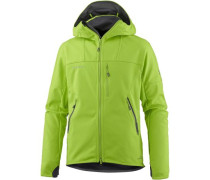 'Ultimate' Softshelljacke neongrün