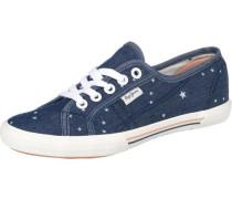 Aberlady Star Jeans Sneakers blau
