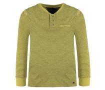 T-Shirt langärmlig Jersey gelb
