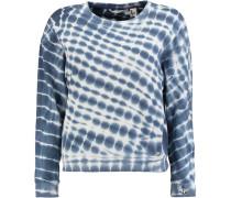 'ocean Sweatshirt' blau / mischfarben
