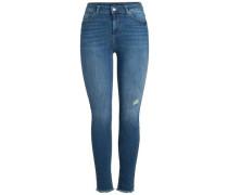 Slim Fit Jeans blau