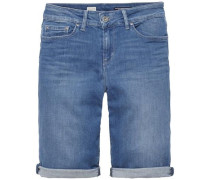Jeans »Venice RW Bermuda Eloise« blue denim